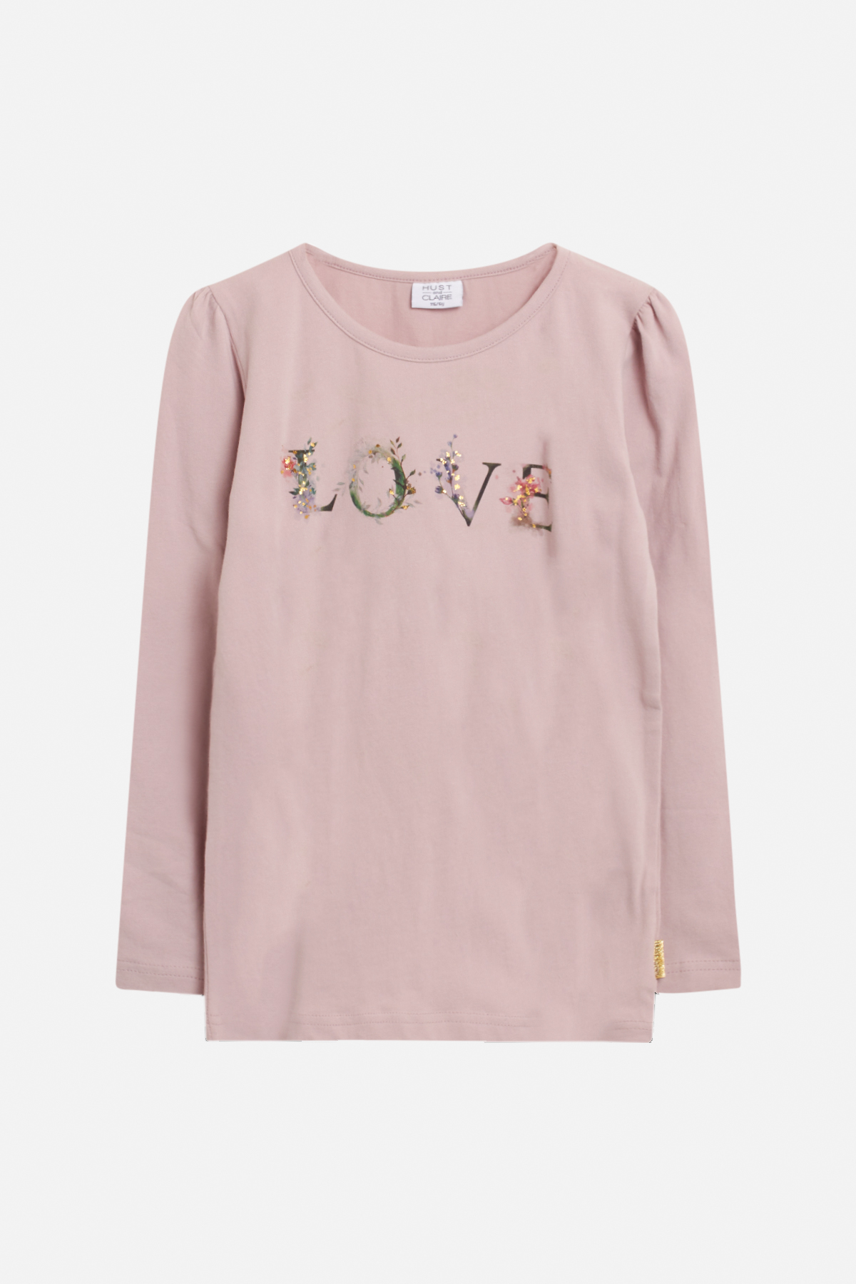 Girl - Annsofi - T-shirt L/S