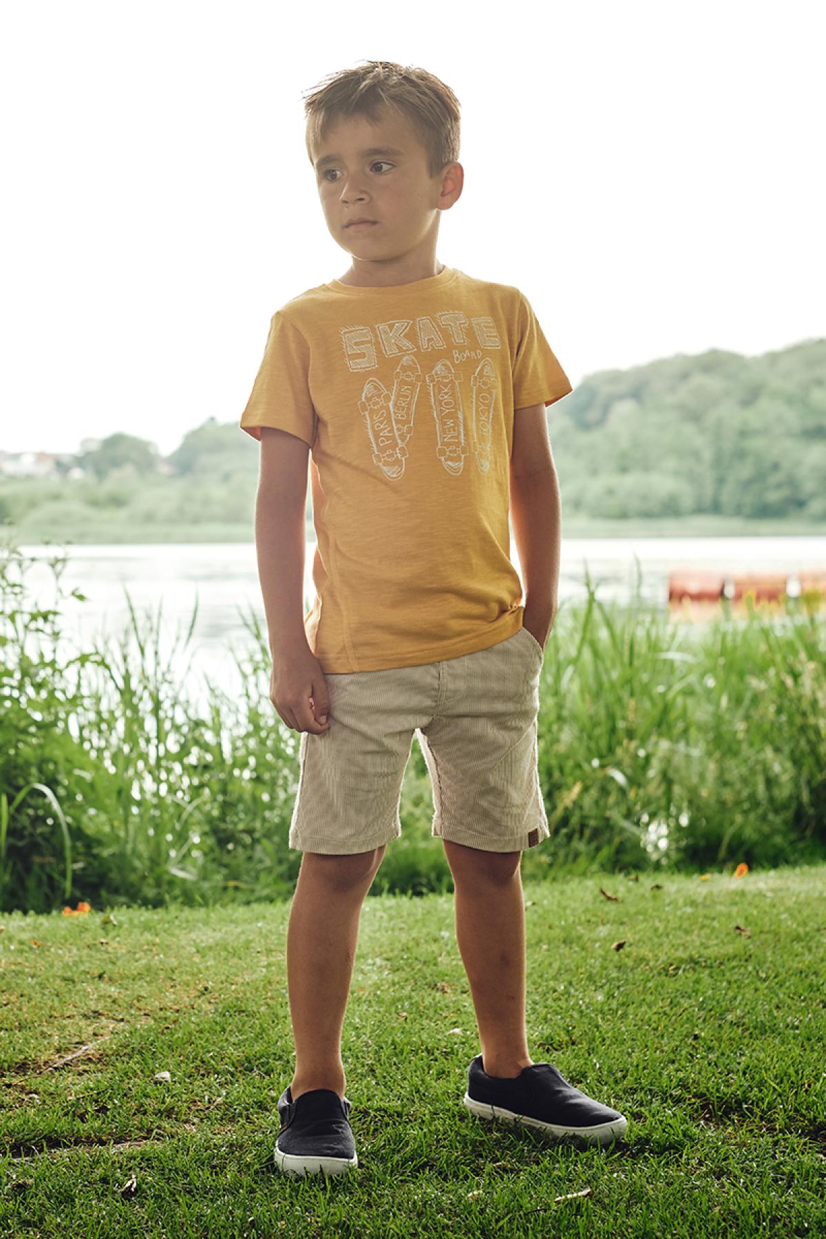 Boy - Alwin - T-shirt S/S