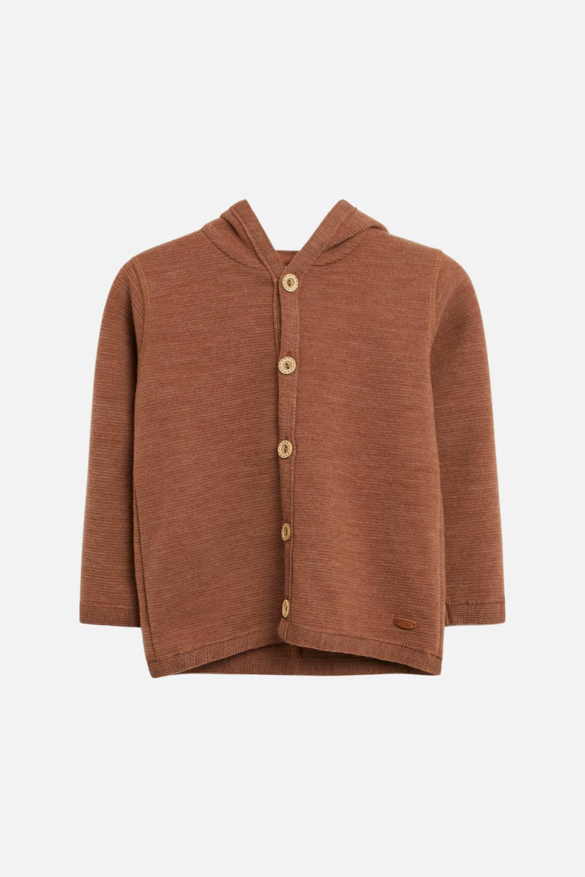 Wool Merino - Ebba - Indoor Jacket