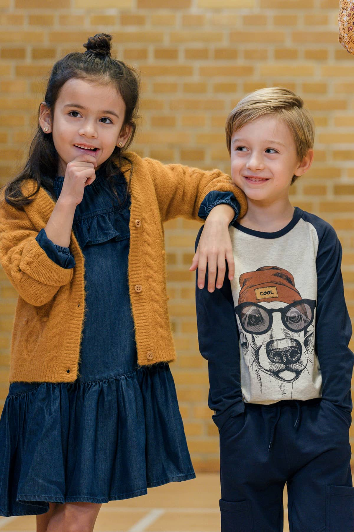 Boy - Albinus - T-shirt L/S