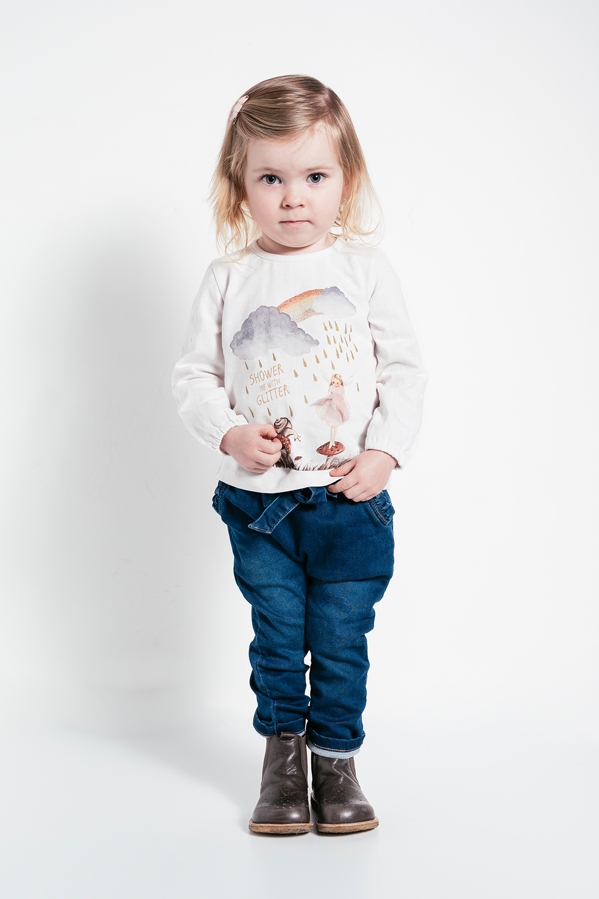 Girl - Astrid - T-shirt