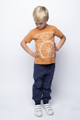Boy - Asher - T-shirt