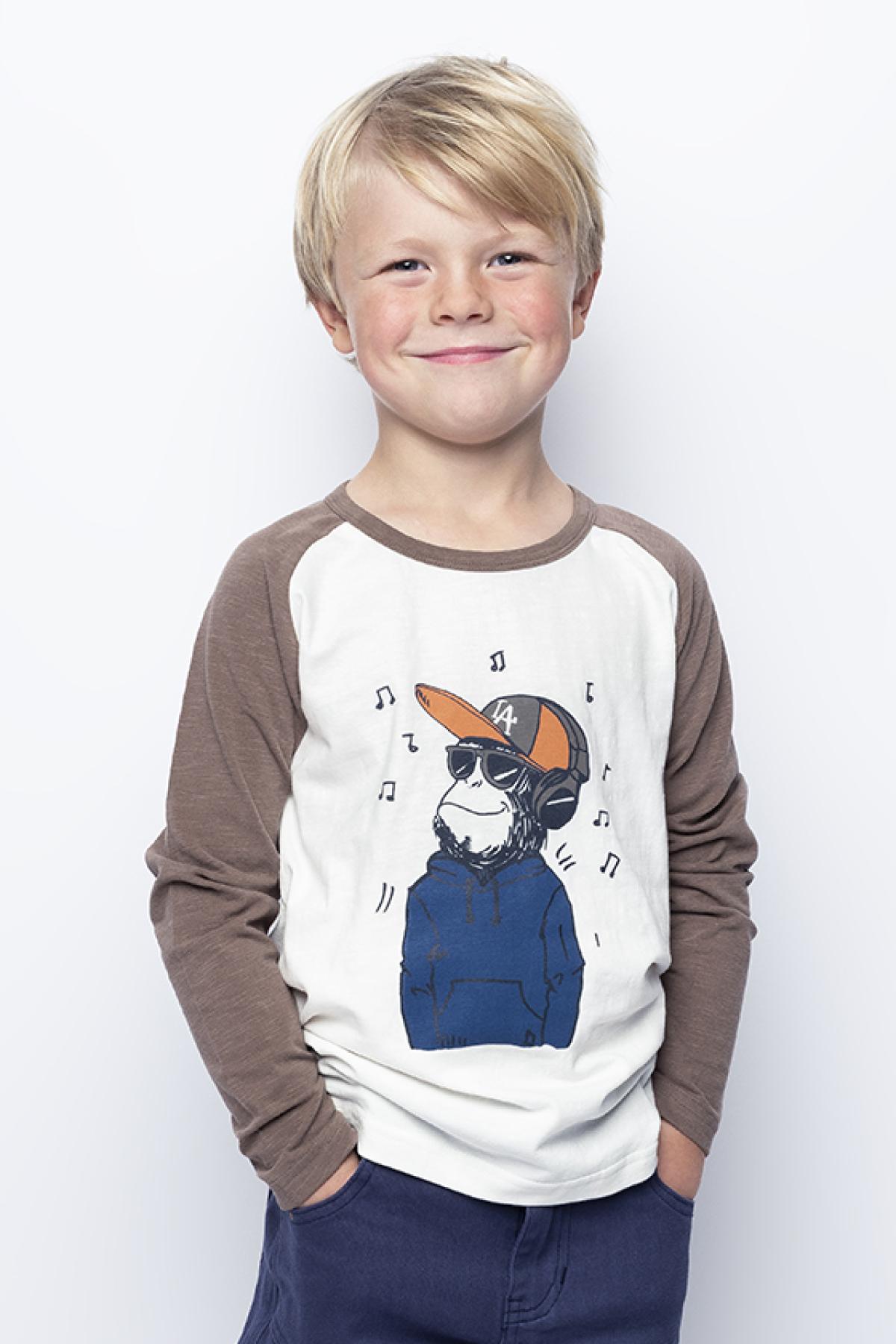 Boy - Albinus - T-shirt