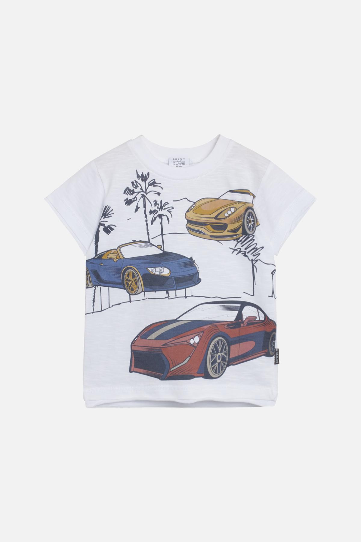 Boy - Ask- T-shirt