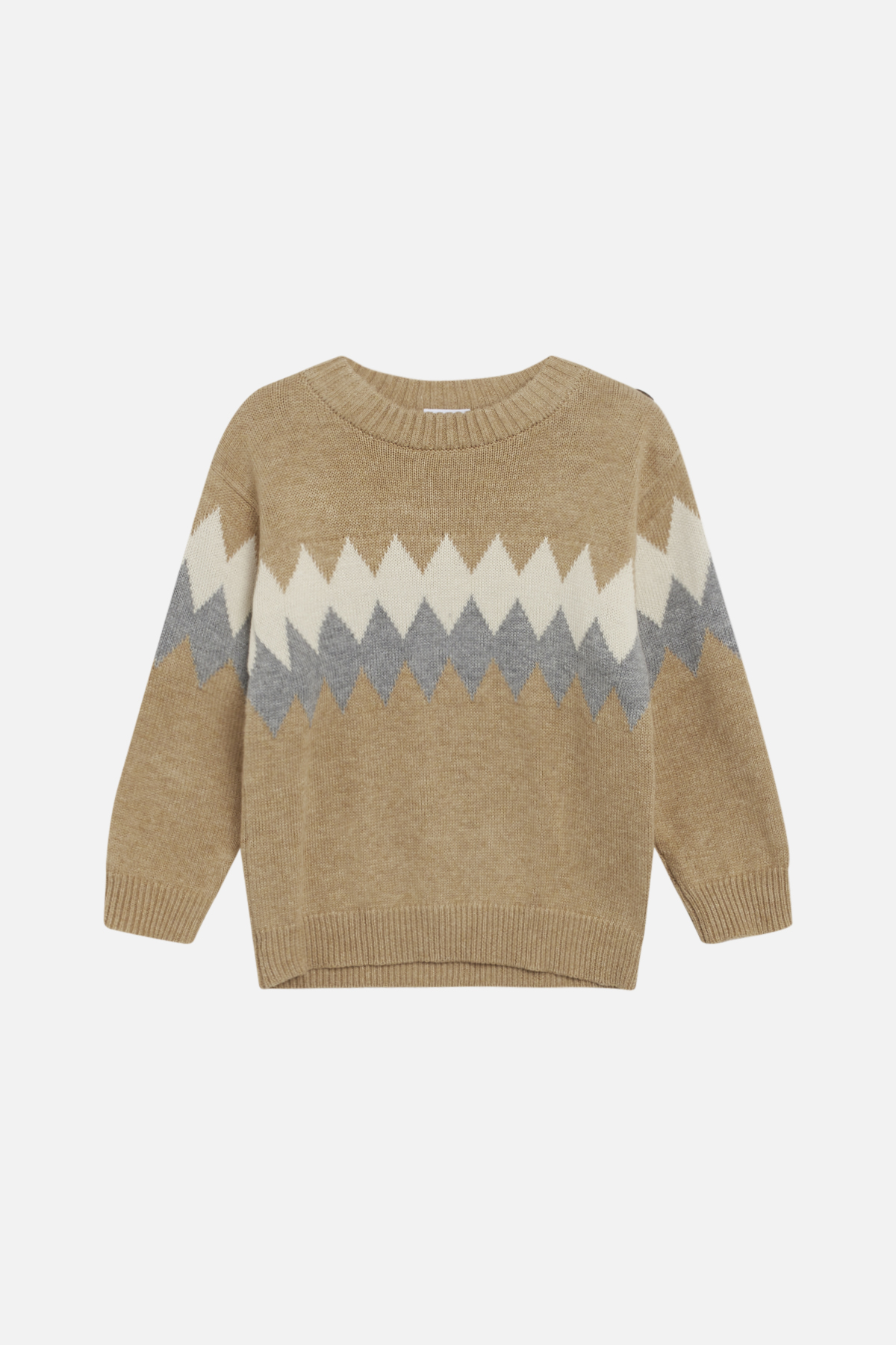Boy - Pelle - Pullover