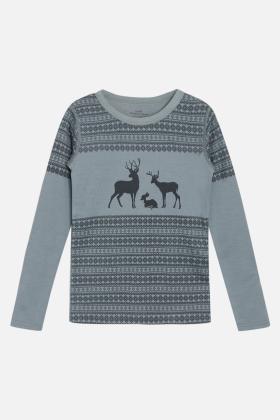 Kids Wool/Bamboo - Abba - T-shirt