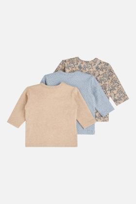 Newborn - Amar - T-shirt 3-pak