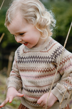 Girl - Paia - Pullover